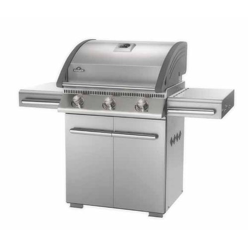 Napoleon L485Nss Lifestyle Grill Natural Gas In Stainless Steel