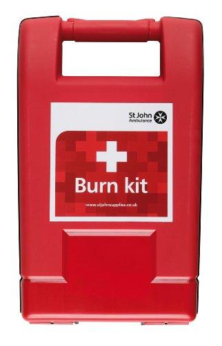 St John Ambulance Alpha Burns First Aid Kit