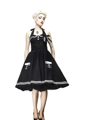 * Hell Bunny Motley 50s Dress