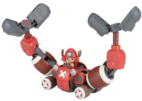 Bandai Hobby Mecha Collection #5 Chopper Robot Crane Model Kit (One Piece)