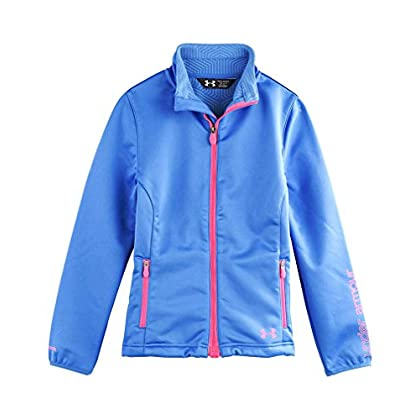 Review Under Armour Girls Ua Coldgear Infrared Softershell Jacket