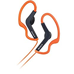 Sony MDR-AS200 In-Ear Active Sports Headphone  (Orange)