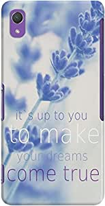 DailyObjects Make Your Dreams Come True Case For Sony Xperia Z2