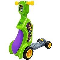 Nickelodeon 2-in-1 Scoot Teenage Turtles Ride