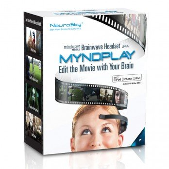 Neurosky Mindwave Mobile Myndplay Bundle