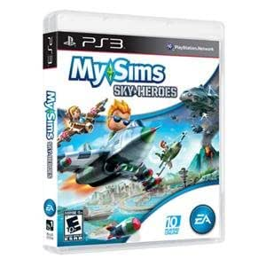 NEW My Sims Sky Heroes PS3 (Videogame Software)