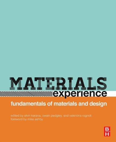 Materials Experience: Fundamentals Of Materials And Design