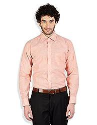 Arihant Men's Linen Plain / Solid Formal Shirt (AR73120140)