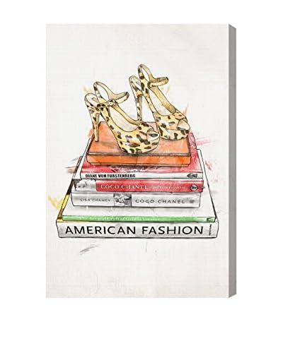 Modernarte American Fashion Canvas Art