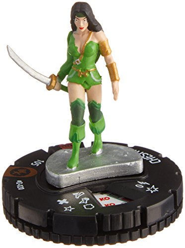 Heroclix Limited Edition Gen13 Cheshire #D-020 Figure Complete with Ability Card - 1
