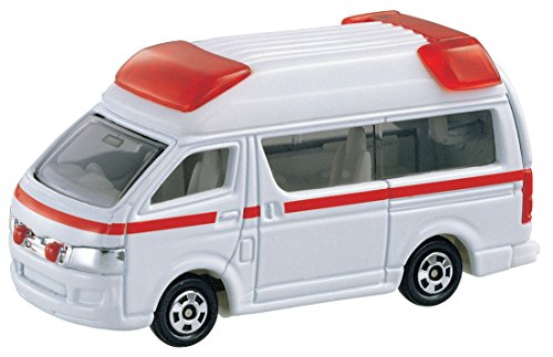 トミカ №079 トヨタ ハイメディック救急車 (箱)