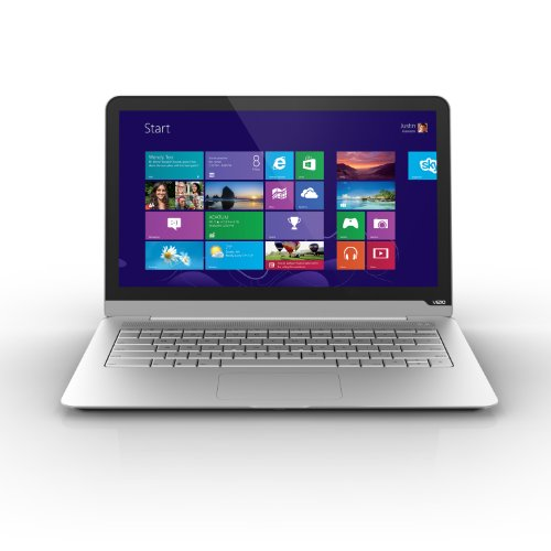VIZIO CT14-A4 14-Inch Poor + Light Ultrabook