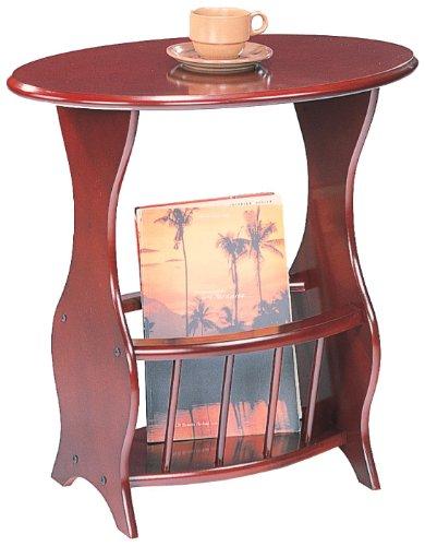 Image of Magazine Storage End Table by Coaster (B007V5KCZA)