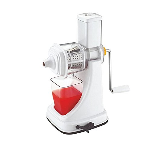 Combo Of Fruit And Vegetable Juicer Deluxe S.S. Handle And Vegetable Slicer