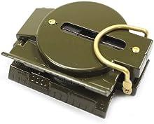 Comprar SODIAL(TM) Brujula Militar de Marcha Mil-Spec Tritio Iluminado