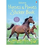 img - for [(Horses and Ponies Sticker Book )] [Author: Joanna Spector] [Jun-2010] book / textbook / text book
