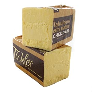 Tickler English Cheddar (7.5 ounce) by igourmet