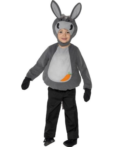 Child Little Donkey Fancy Dress Costume