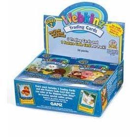 Webkinz-Trading-Cards-Series-2-Sealed-Box-36-Packs