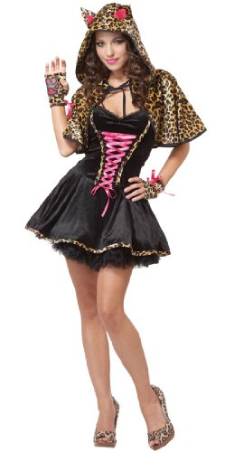The Cats Meow Teen Girls Costume