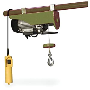 Sportsman Series EHOISTUL 440 lbs. Lift Electric Hoist