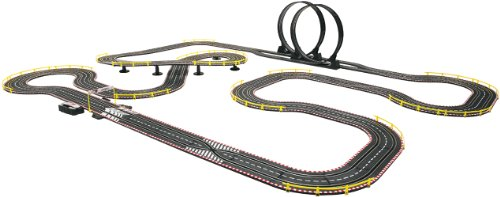 Revell Spin Drive TrackStar Challenge Slot Car Set