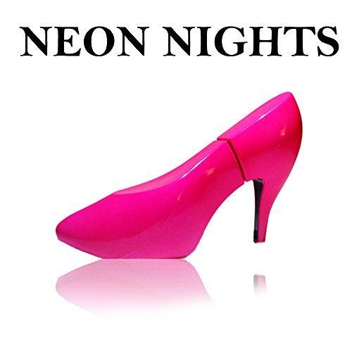 laurelle sexxy -shoo neon nights Ibiza Pink Perfume 100ml Eua de parfum by Laurelle