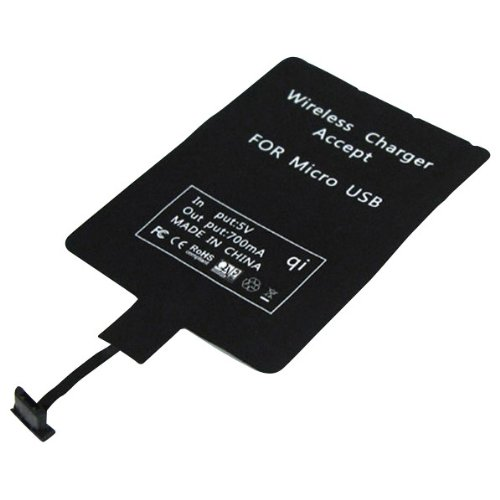 タイムリー 無接点充電パッド用受電シート QI-SH01