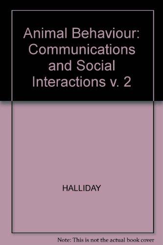 Animal Behavior: Communication