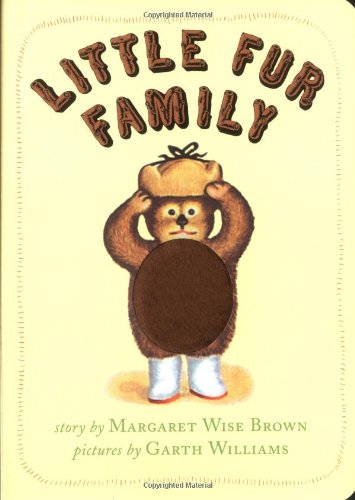 Little Fur Family Board Book front-447177