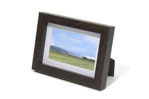 Frame adison espresso 4x6 w/ 3x5 mat