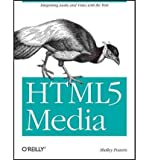HTML5 Media (1449304451) by Powers, Shelley
