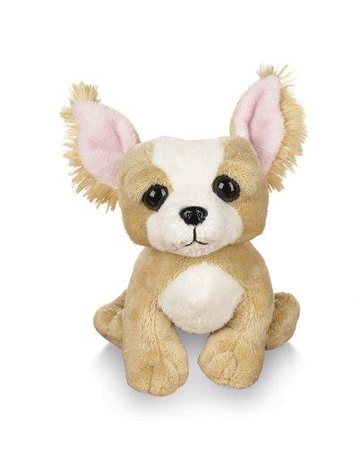 """Ganz Lil'Kinz Chihuahua Plush, 6.5"""""""