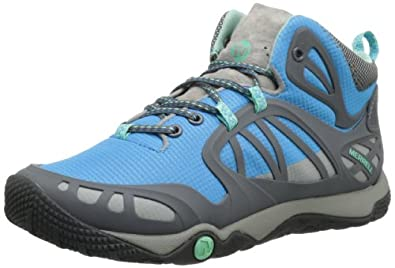Merrell Ladies Proterra Vim Mid Sport Hiking Shoe by Merrell