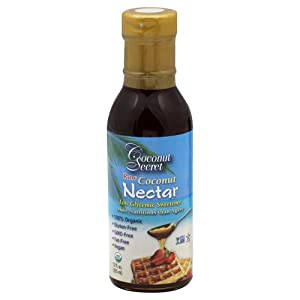 Coconut Secret Raw Coconut Nectar 12 oz
