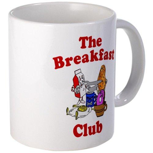 Cafepress Breakfast Club Food Mug - Standard
