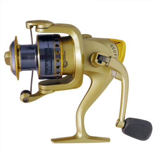 Super Fishing Bass Spinning Reel New XD4000 R17