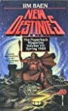 img - for New Destinies Vol. VII, Spring 1989 by Robert A. Heinlein (1988-04-01) book / textbook / text book
