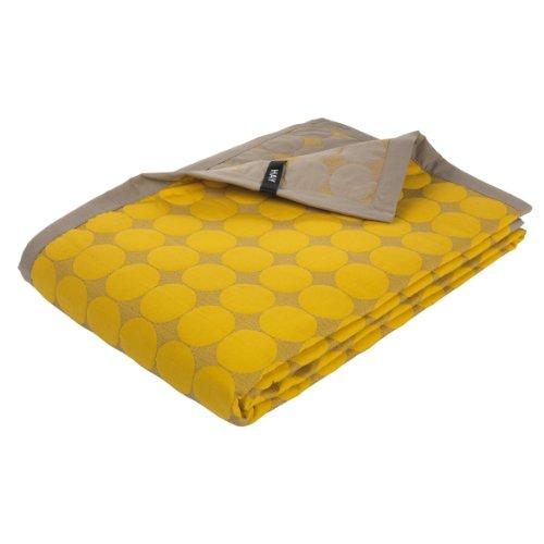HAY Decke/Tagesdecke, goldgelb