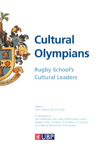 Image for Cultural Olympians: Rugby School's Cultural Leaders