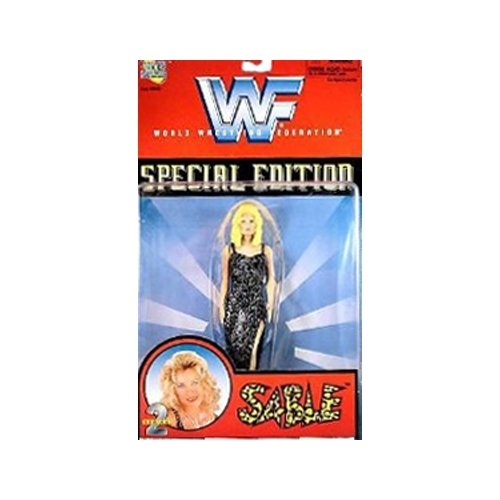WWF Special Edition Series 2 Sable Action Figure - 1