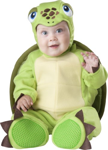 InCharacter Baby's Tiny Turtle Costume