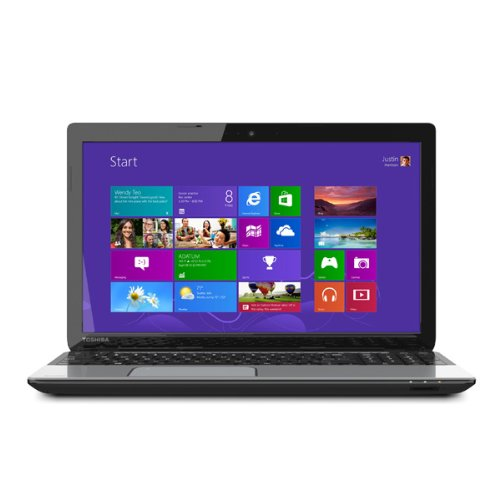 Toshiba Satellite L50-AST3NX3 Laptop Notebook Windows 8 - Intel i7-4700MQ Up to 3.40GHz with Intel® Turbo Boost Technology - 12GB RAM - 1.0TB HD - 15.6 inch display