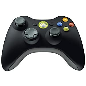 Microsoft Xbox 360 Wireless Controller for Windows - Black