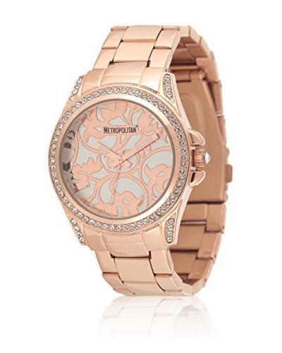 Metropolitan Reloj de cuarzo  Oro Rosa 39 mm