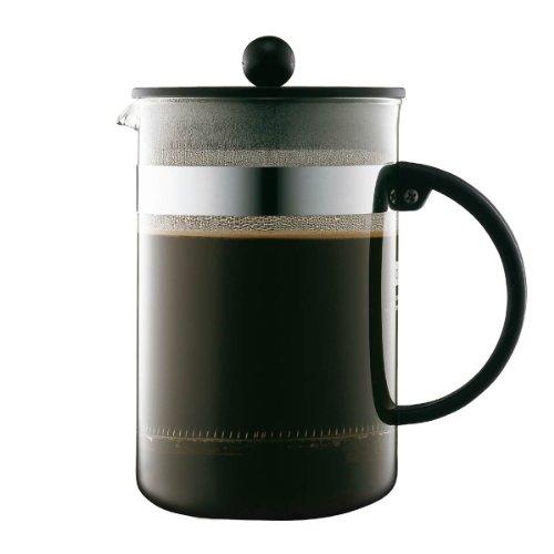 bodum kaffeekanne bistro nouveau. Black Bedroom Furniture Sets. Home Design Ideas