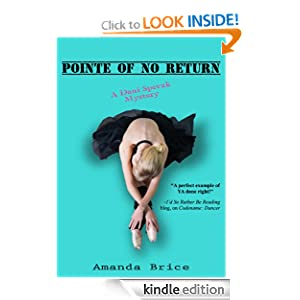Pointe of No Return (A Dani Spevak Mystery)