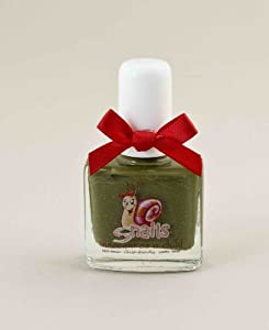 Snails Nail Polish Go Green !