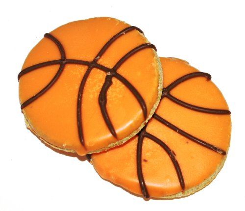 Pawsitively Gourmet Basketball Cookies  Chicken