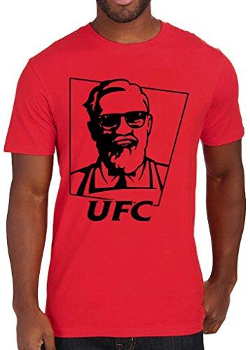 conor-mcgregor-ufc-kfc-parody-funny-mens-t-shirt-small